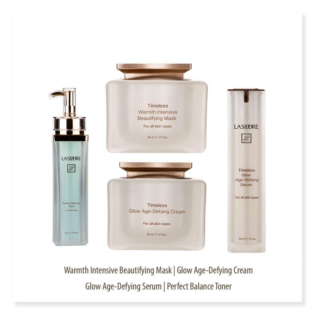 Timeless facial beauty set