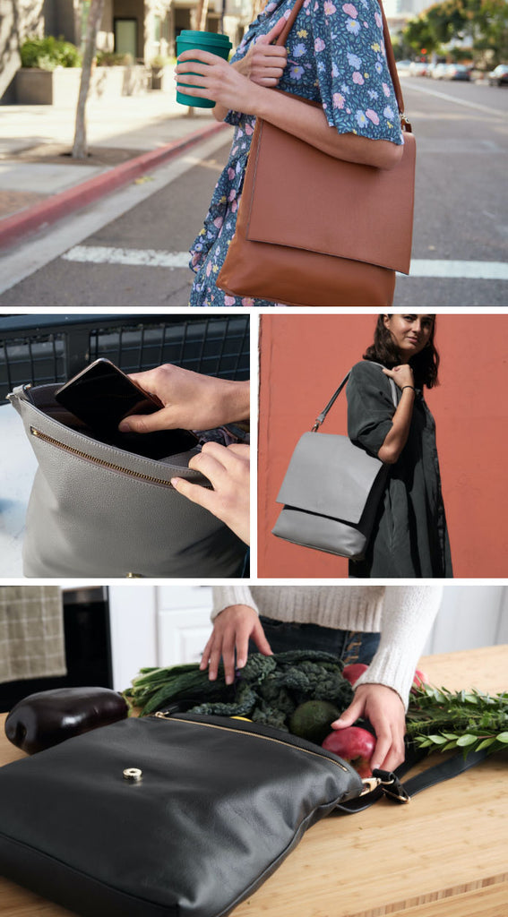 on the go bag, versatile bag