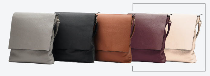 The Rosa Bag colors