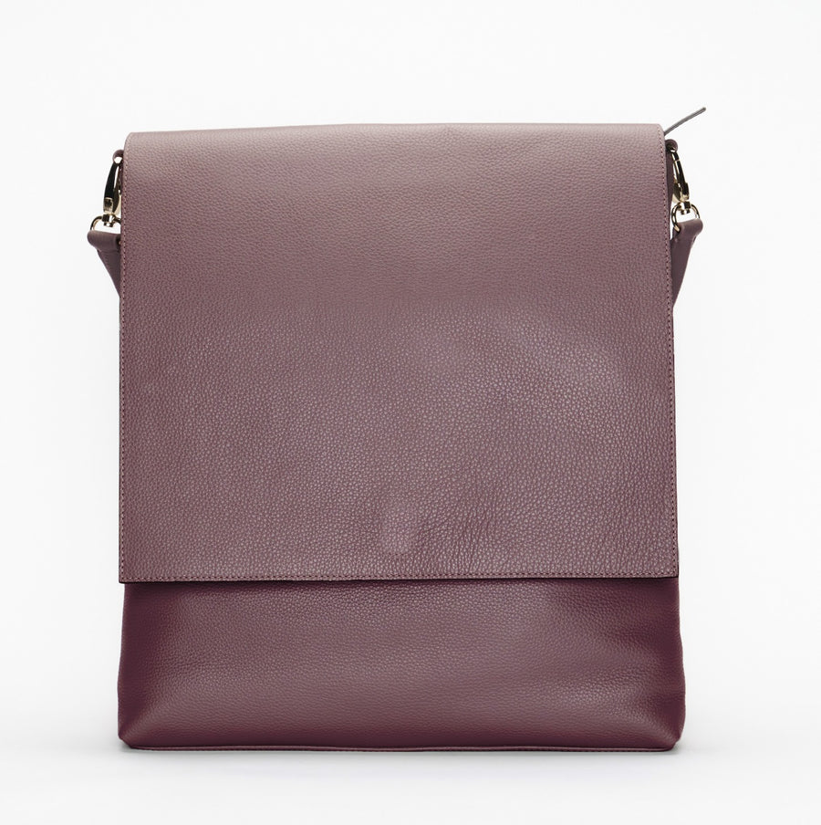Rosa Bag | Mochila 3-en-1 | Bordeaux