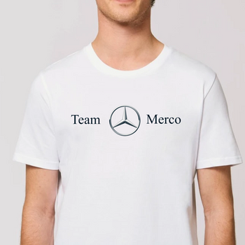 T-shirt team merco