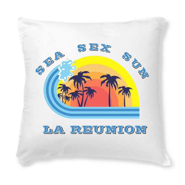 coussin sea sex sun
