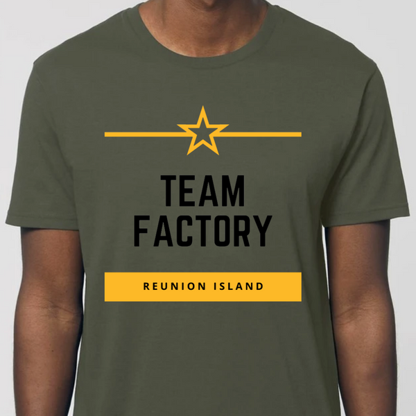 T-shirt team factory