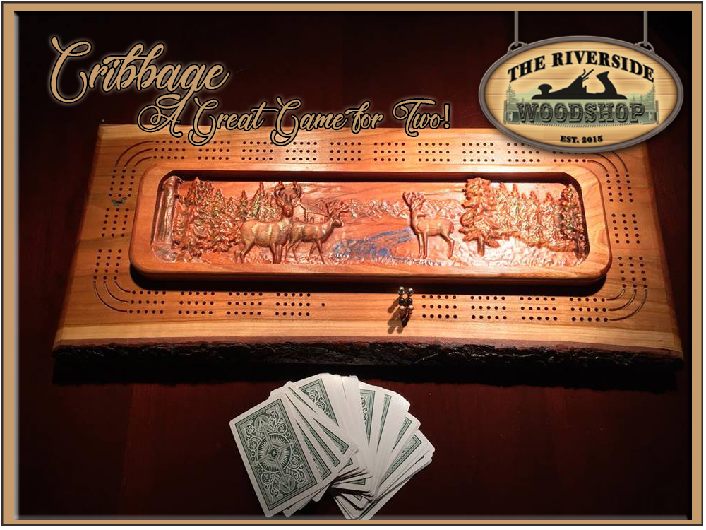 Cribbage - A Great Game for Two!