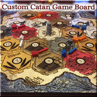 Premium Catan & Seafarers 6 Player Bundle