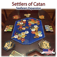 The Ultimate Catan, Seafarers and Cities & Knights Bundle