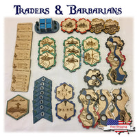 Catan - Traders & Barbarians Add-on