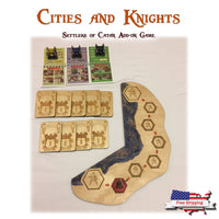 Catan - Cities & Knights Add-on