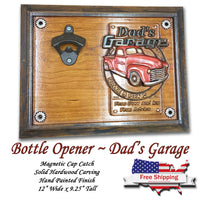 Dads Garage Beer Opener