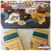 Catan - Fisherman of Catan Add-on