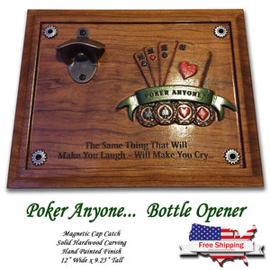 Poker Anyone... Beer Opener