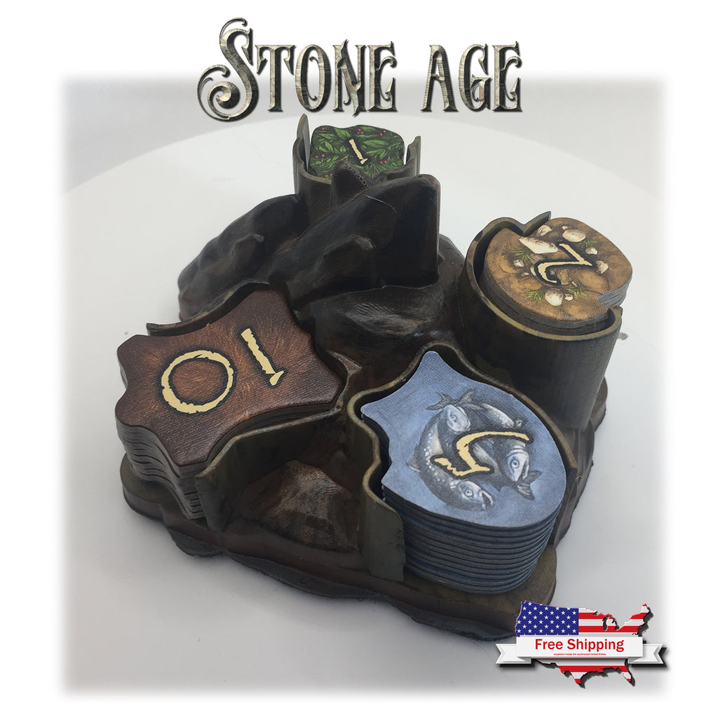 Stone Age - Food Storage Holder