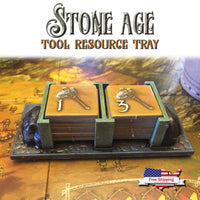 Stone Age - Tool Resource Holder