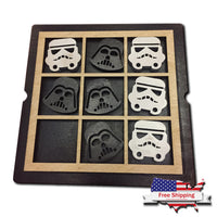 Tic Tac Toe - Star Wars Theme