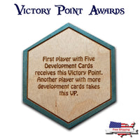 Catan - Victory Point Cards