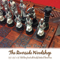 Knights Chess Set