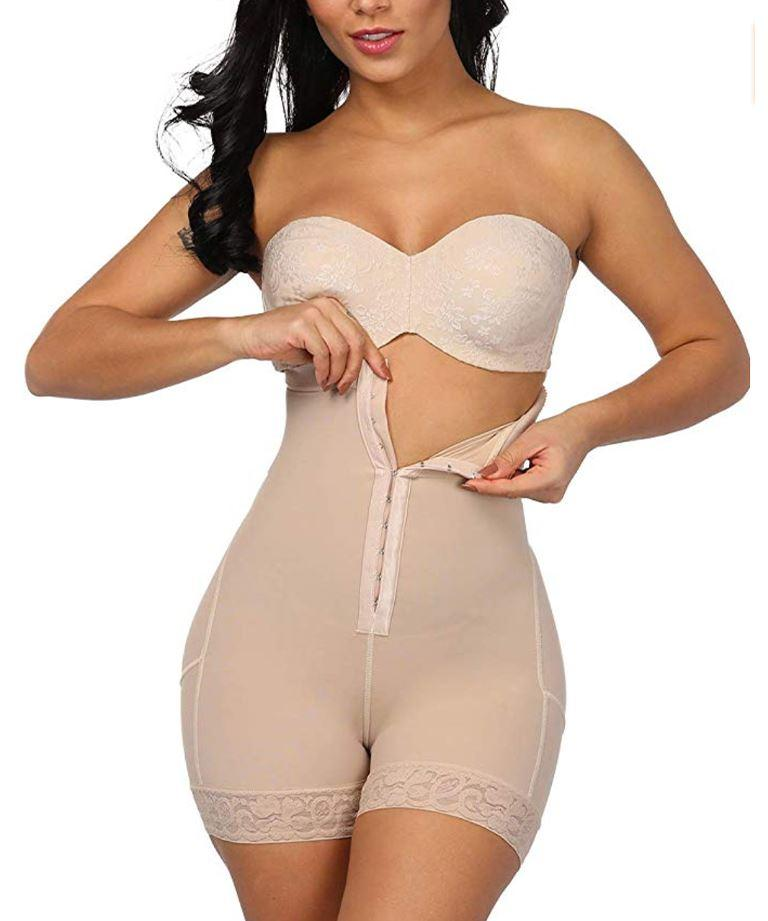 Jupoli © High Waist Body Shaper Shaperlover Nude 2XL