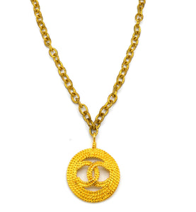 CHANEL Sautoir Necklace
