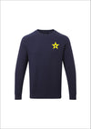 Sweatshirt crewneck Retro
