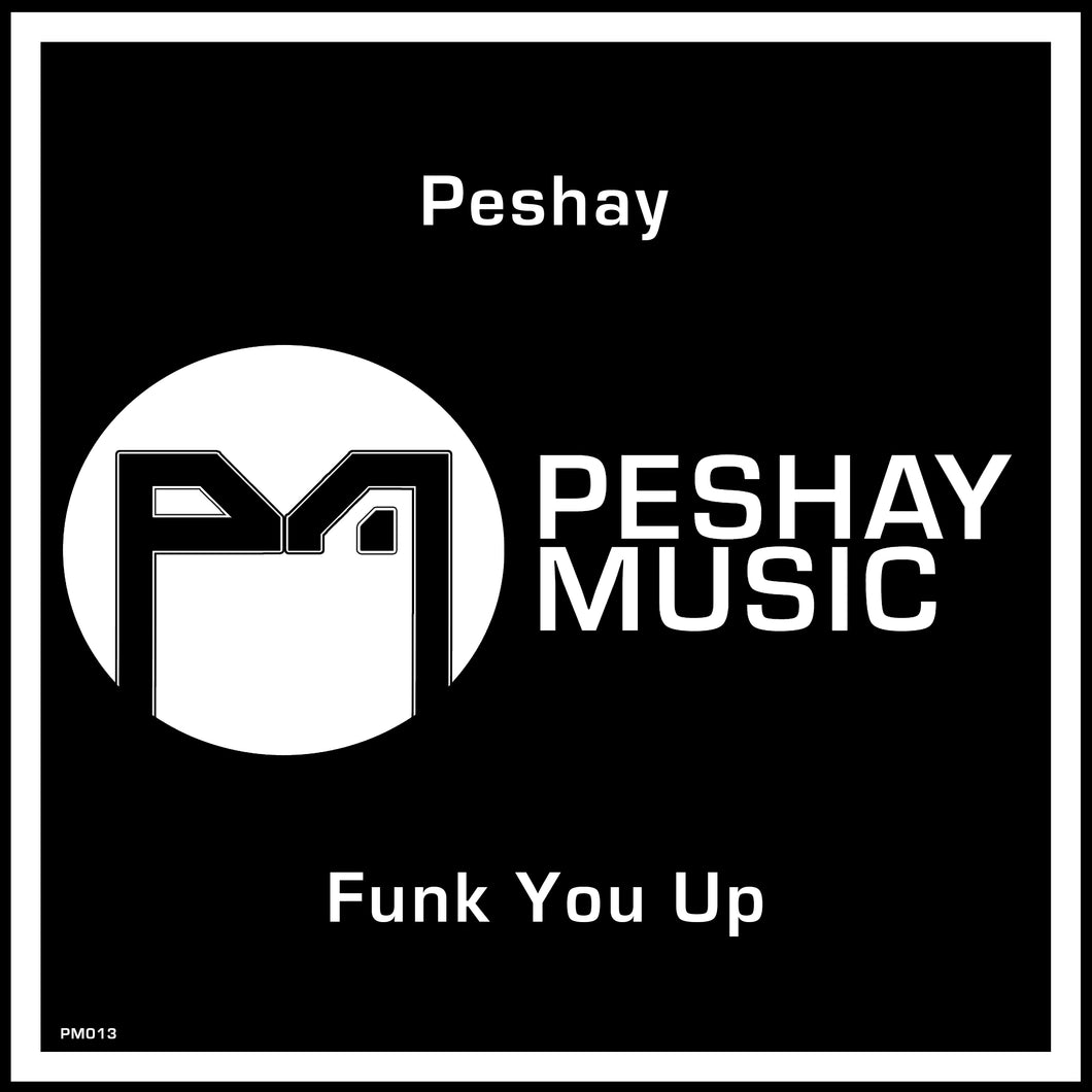 Funk You Up (1 Track, MP3 or WAV)