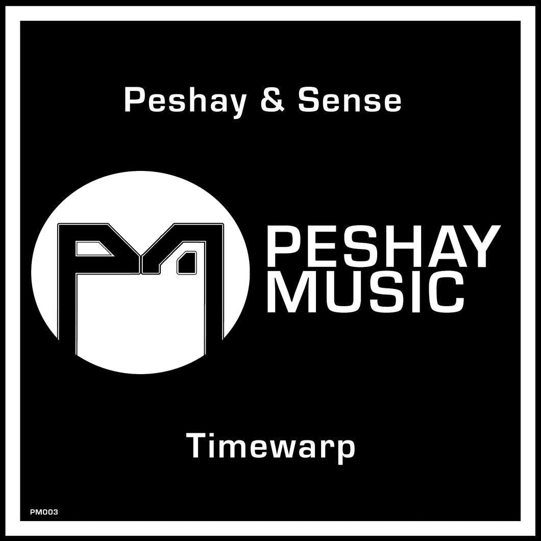 Buy Timewarp - Individual track from album Underground Vol.1 PM003 - Peshay & Sense MP3 or WAV from Peshay Music