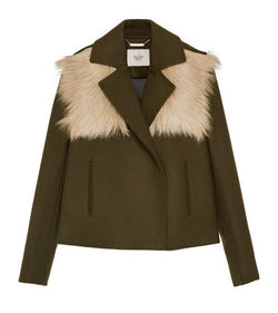The Camille Cropped Jacket
