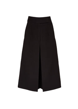 Heavy Wool Culotte