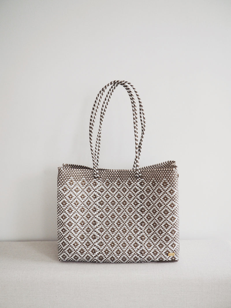 The Braided Oaxaca Travel Tote