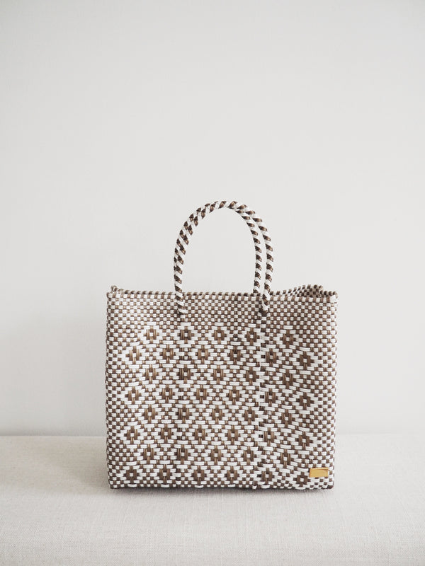 The Small Braided Oaxaca Tote