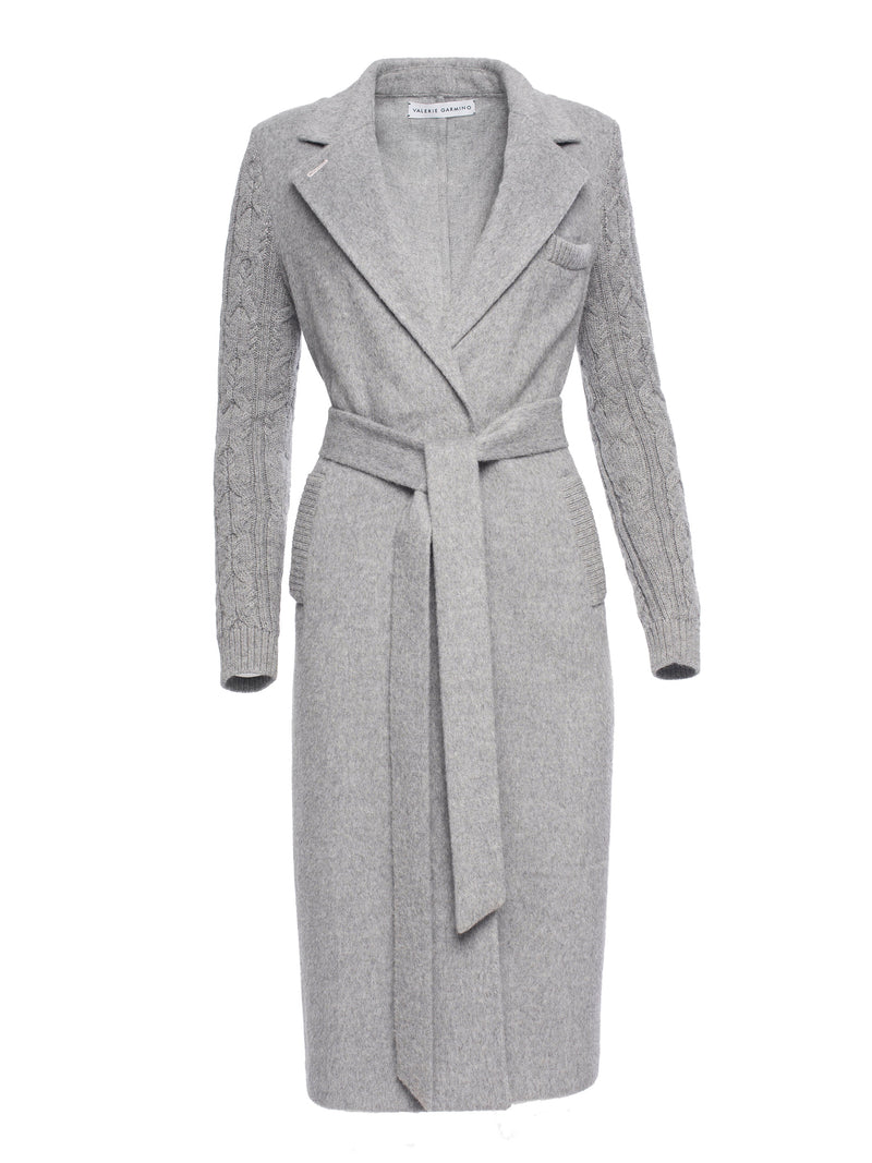 The Francoise Long Coat
