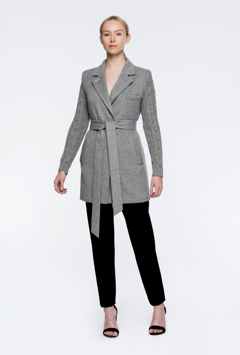 The Francoise Short Coat