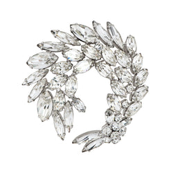 The Half Wreath Brooch