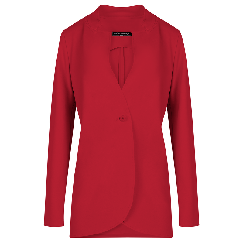 The Laura Blazer - Red