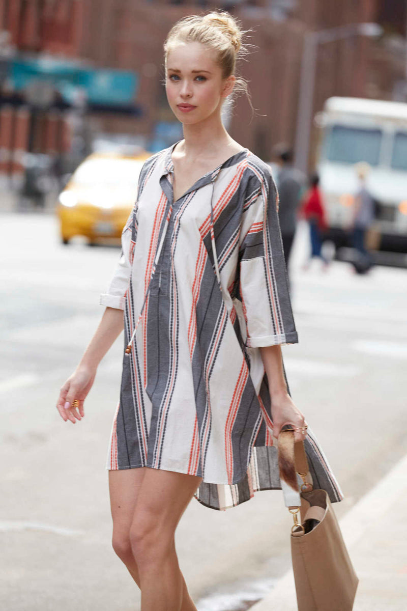 Willow Shirtdress
