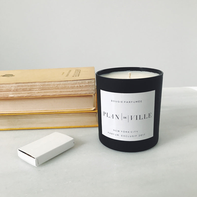 PDV Candle by PLAN DE VILLE
