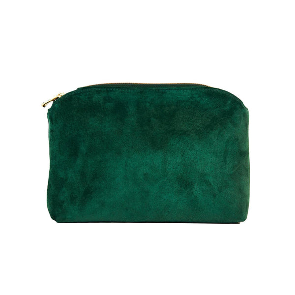 Emerald Green Suede by Kallmeyer