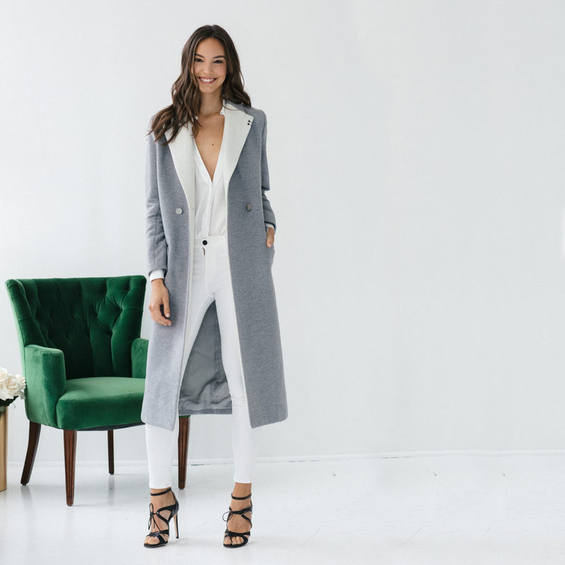 Ramona Coat by TOSIA