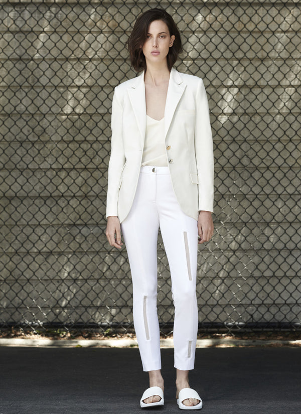 White Void Pant by STEPHANIE RAD