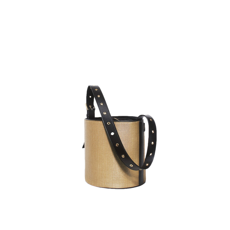 Jane Grommet Bucket Bag by VASIC