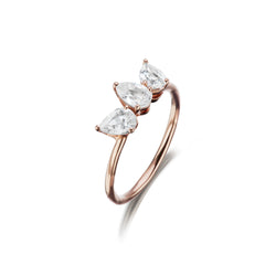The Olympia Ring - Rose Gold