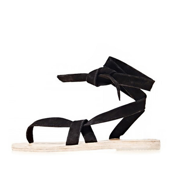 Black Magic Sandal by BROTHER VELLIES