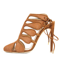 Calico Camel Heel by CHLOE GOSSELIN