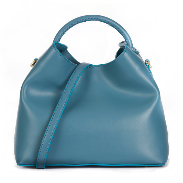 Raisin Tote in Bleu by ELLEME