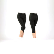 Women's All Black Golf Capris