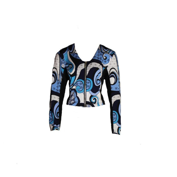 Women's Michael Kors Print Golf Jacket