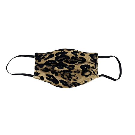 Cougar Print Face Mask
