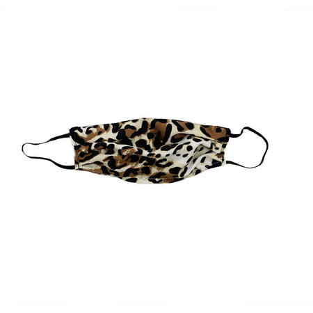 (Limited Edition) Cheetah Print Face Mask