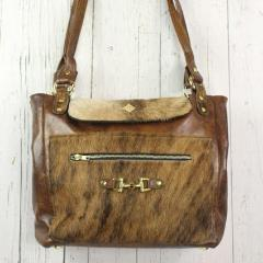 Tote - Light Brown (Large Flap)