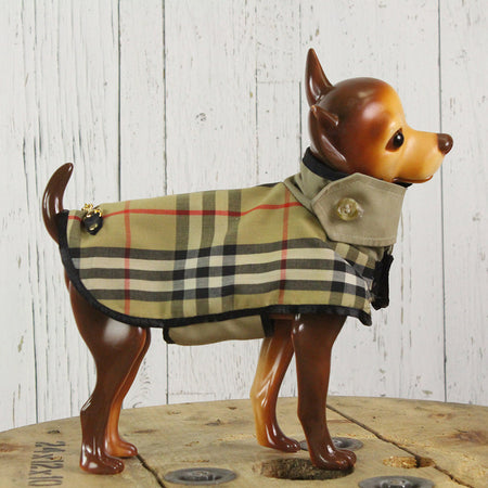 Burberry Recycled Dog Coat
