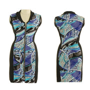 Women's Michael Kors Print Sleeveless Golf Dress